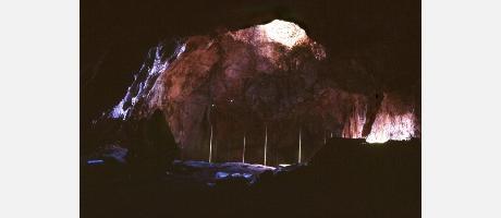Beniarrés cova