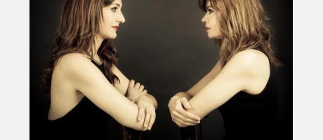 imagen de Ester Andujar y Arantxa  Domínguez