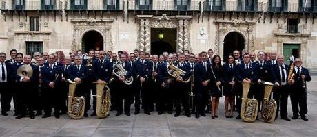 Conciertos de la Banda Sinfónica Municipal de Alicante 2014