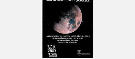 IX Encuentro con la Luna en las playas Pilar de la Horadada