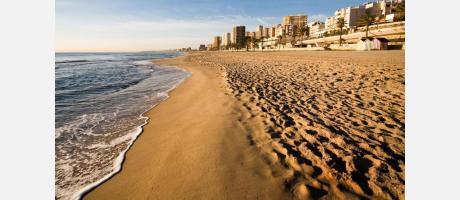 Playa Muchavista. El Campello. Alicante.Comunidad Valenciana