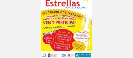 Concurso de talentos Un Pilar de Estrellas Pîlar de la Horadada 2014