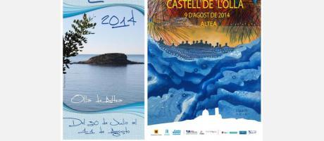 Programa de fiestas San Lorenzo 2014