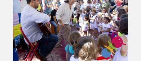 Niños en Formigues
