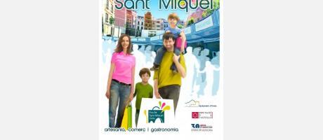 Cartel Feria de San Miguel en Onda 2014