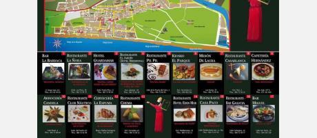 Tapas y restaurantes Ruta Tapas Los Árabes Guardamar