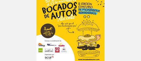 Bocados de Autor de Alicante