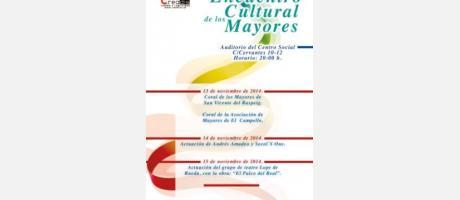 XIX Encuentro Cultural de los Mayores 2014