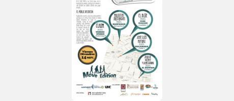 Cartel Concurso Castellón en Vivo 2014