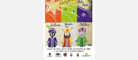Cartel Cabalgata 2015