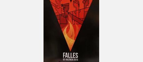 Cartel de Fallas 2015