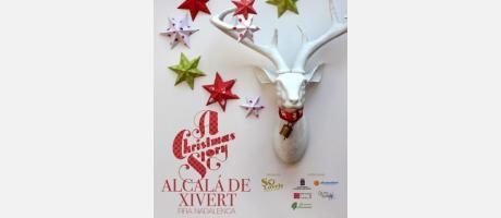 cartel feria navideña 2014