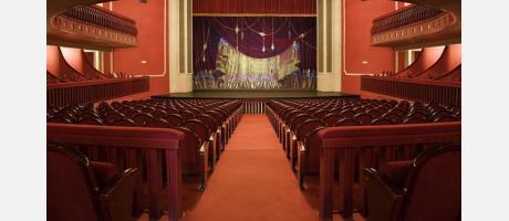 Imagen interior Teatro