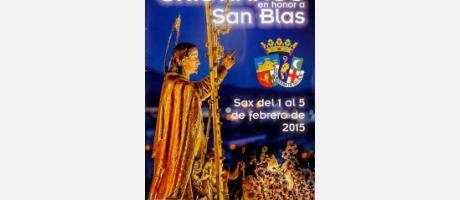 Fiestas de Moros y Cristianos de San Blas