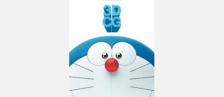 Cartel Doraemon