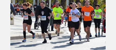 Más corredores