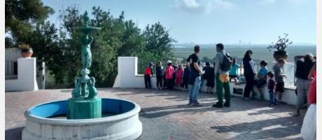 Paseo por la Muntanyeta dels Sants con Ribera Actiu