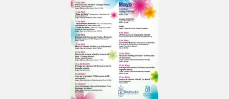 Cartel Primavera Cultural de Redován 2015
