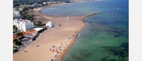 vistas windsurfing Denia