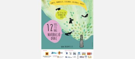 ENCONTES 12 FESTIVAL DE NARRACIÓ ORAL