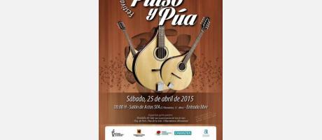Festival de Orquestas de Pulso y Púa 2015