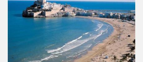 Peñíscola - Playa Norte