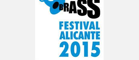 Logo International Summer Brass Festival Alicante 2015
