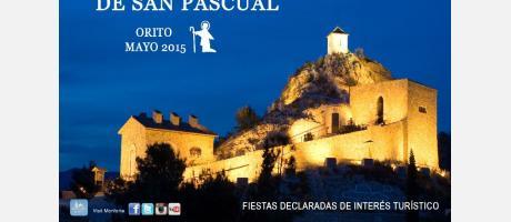 Cartel Romería y Feria de San Pascual Orito Mayo 2015
