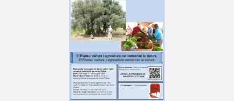 El Riurau: cultura y agricultura conservan la naturaleza