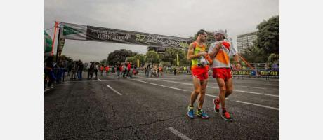 El final de la carrera