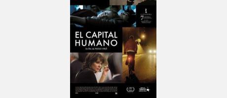 """Cartel """"El capital humano"""""""