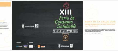 XIII Feria de consumo saludable