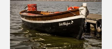 La Albufera en barca con VisitAlbufera