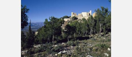castillo Alcalà de Xivert