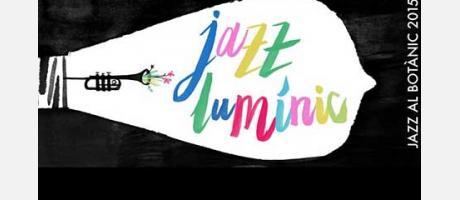 Imagen de los conciertos de jazz con una bombilla