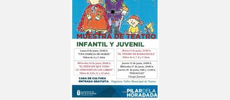 Muestra de Teatro en Pilar de la Horadada