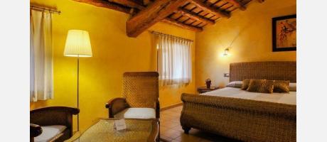 Habitación hotel Agora Bocairent