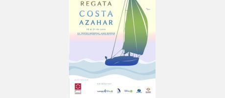 Cartel Regata Castellón Costa del Azahar