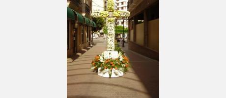 Cruz de Mayo en Alzira
