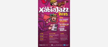 Cartel Xàbia Jazz