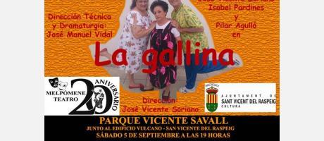 Melpómene Teatro La Gallina