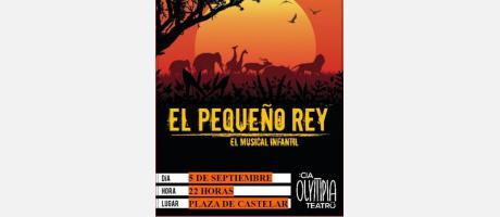 El Pequeño Rey. Musical Infantil