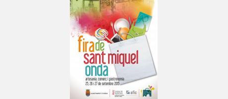 Póster Feria San Miguel