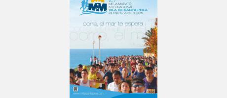 27 Mitjà Marató Internacional Vila de Santa Pola