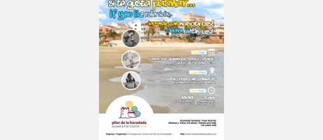 """""""Hibernis Mare"""" (Playa de invierno): Clases de Patinaje  Pilar de la Horadada"""