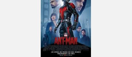 "Cartel ""Ant-man"""
