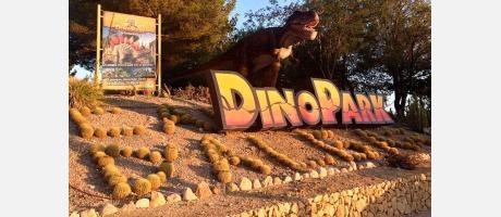 Dinopark Algar entrada
