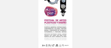 cartel festival DE PAR EN PART