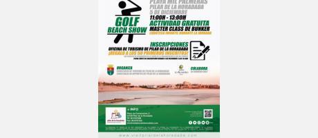 Hibernis Mare (Playa de Invierno): Golf Beach Show