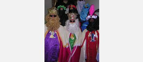 Cabalgata de Reyes en Murla